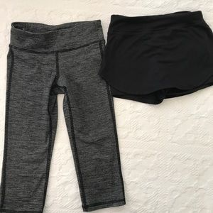 Old Navy Active Girls 6-7 bundle